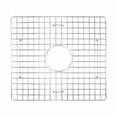 Bottom Grid in Stainless Steel, 15-1/4''W x 17-1/4''D x 1/4''H