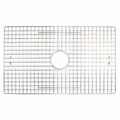 Bottom Grid in Stainless Steel, 29''W x 17-1/2''D x 1/4''H