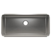 Classic Collection 3214 Undermount 16 Gauge Stainless Steel Single Bowl Kitchen Sink, 37-1/2''W x 17-1/2''D x 10''H