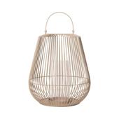 Niidea Lantern Nomad (Tan) Extra Large 19-7/8'' Dia x 24-3/16'' H