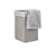 Nexio Towel Basket, Taupe, Matte