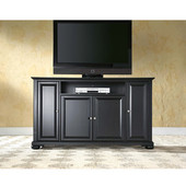 Alexandria 60'' TV Stand in Black Finish