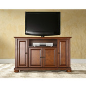 Alexandria 48'' TV Stand in Classic Cherry Finish