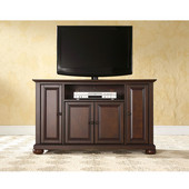 Alexandria 48'' TV Stand in Vintage Mahogany Finish