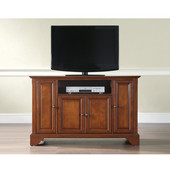 LaFayette 48'' TV Stand in Classic Cherry Finish