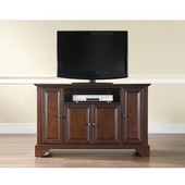 LaFayette 48'' TV Stand in Vintage Mahogany Finish