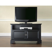 LaFayette 42'' TV Stand in Black Finish