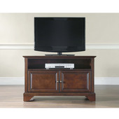 LaFayette 42'' TV Stand in Vintage Mahogany Finish