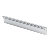Contemporary Collection Profile Pull in Bright Chrome, 5-7/8''W x 3/4''D x 1/2''H (CTC 5'')