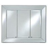 Extra Large Radiance Venetian Triple Door, Rectangle