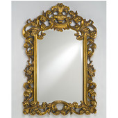 Silver Timeless Traditional Wall Mirror, 24'' x 36''