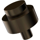 1-1/2'' Cabinet Knob, Premium Finish, Brushed Bronze