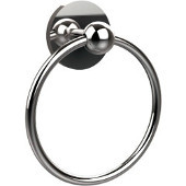 Skyline Collection Towel Ring, Standard Finish, Polished Chrome