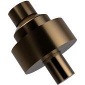 Allied Brass 101-ABZ 1-1//2 Inch Cabinet Knob Antique Bronze