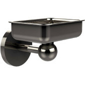 Skyline Collection Soap Dish w/ Liner, Premium Finish, Polished Nickel