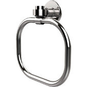 Continental Collection Towel Ring, Standard Finish, Polished Chrome