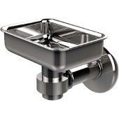 Continental Collection Soap Dish, Standard Finish, Polished Chrome