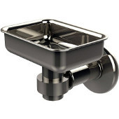 Continental Collection Soap Dish, Premium Finish, Polished Nickel