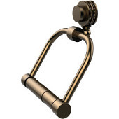 Venus Collection 2 Post Toilet Tissue Holder with Dotted Accents, Brushed Bronze