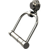Venus Collection 2 Post Toilet Tissue Holder with Dotted Accents, Polished Nickel