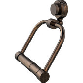 Venus Collection 2 Post Toilet Tissue Holder with Groovy Accents, Venetian Bronze