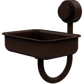 Venus Collection Soap Dish, Premium Finish, Rustic Bronze