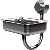 Venus Collection Soap Dish, Standard Finish, Polished Chrome