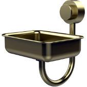 Venus Collection Soap Dish, Premium Finish, Satin Brass