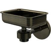 Satellite Orbit One Collection Soap Dish, Premium Finish, Antique Brass