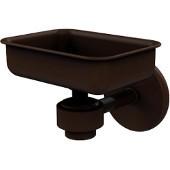 Satellite Orbit One Collection Soap Dish, Premium Finish, Rustic Bronze