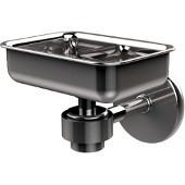 Satellite Orbit One Collection Soap Dish, Standard Finish, Polished Chrome