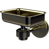 Satellite Orbit One Collection Soap Dish, Premium Finish, Satin Brass