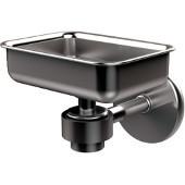 Satellite Orbit One Collection Soap Dish, Premium Finish, Satin Chrome