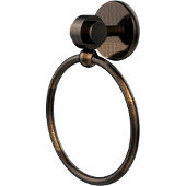 Satellite Orbit Two Collection Towel Ring, Premium Finish, Venetian Bronze