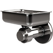 Mercury Collection Wall Mounted Soap Dish, Standard Finish, Polished Chrome