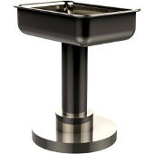 Mercury Collection Soap Dish Freestanding, Premium Finish, Polished Nickel
