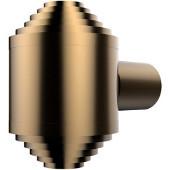 1-1/4'' Cabinet Knob, Premium Finish, Brushed Bronze