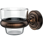 Dottingham Collection Wall Mounted Votive Candle Holder, Premium Finish, Venetian Bronze