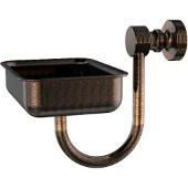 Foxtrot Collection Wall Mounted Soap Dish, Venetian Bronze