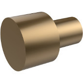 5/8'' Cabinet Knob, Premium Finish, Brushed Bronze