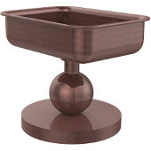 Vanity Top Collection Soap Dish, Premium Finish, Antique Copper