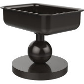 Vanity Top Collection Soap Dish, Premium Finish, Oil Rubbed Bronze