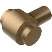 1-1/8'' Cabinet Knob, Premium Finish, Brushed Bronze