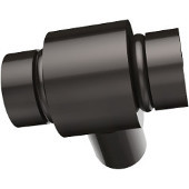 K-10 Series Cabinet Hardware 1'' W Round Cabinet Knob in Oil Rubbed Bronze (Premium Finish), Available in Multiple Finishes