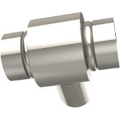 K-10 Series Cabinet Hardware 1'' W Round Cabinet Knob in Polished Nickel (Premium Finish), Available in Multiple Finishes