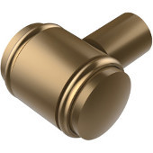 1-1/4'' Cabinet Knob, Premium Finish, Brushed Bronze