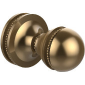 Mambo Collection Utility Hook, Premium Finish, Brushed Bronze