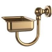 Mambo Collection Wall Mounted Soap Dish, Brushed Bronze