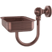 Mambo Collection Wall Mounted Soap Dish, Antique Copper