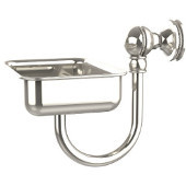 Mambo Collection Wall Mounted Soap Dish, Polished Nickel